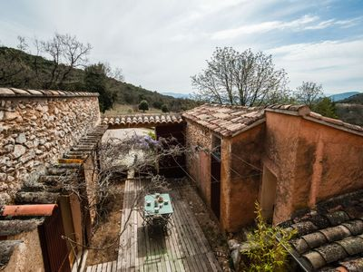 Photo for 2BR House Vacation Rental in Saint Saturnin d'Apt