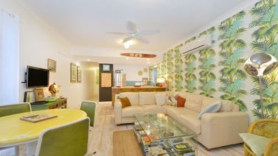 Photo for Eclectic Apartment in Tropical Port Douglas