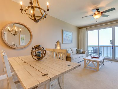 Photo for 2006 west calypso 3br 2ba commanding gulf views.. newly renovated May 2019