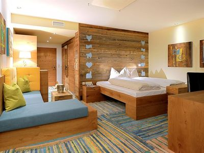 Photo for Double room FIT Stoaberg Winter from 7 - Hotel Salzburger Hof Leogang