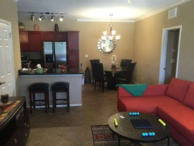 Photo for Scottsdale Kierland Condo in Gated Community
