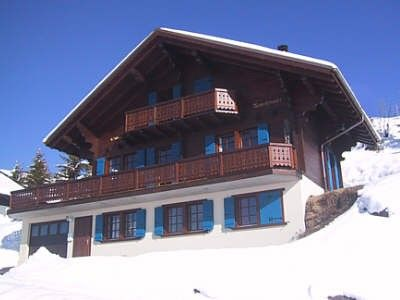 Photo for Chalet Tuschinski in Portes du Soleil. The largest ski area of the