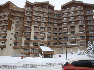 Photo for SKI STUDETTE AT THE FOOT OF 18 M2 UP TO 4 PEOPLE ON THE 1ST FLOOR BUILDING OF STA