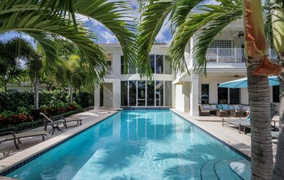 Stunning Luxury Estate On Las Olas With Waterfront!!