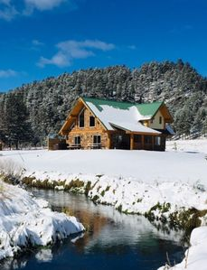Photo for Tranquil Creekside Cottage in the Heart of the Beautiful Black Hills