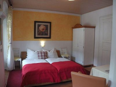 Photo for Double room with shower, WC kitchenette and balcony - Harrer, Haus