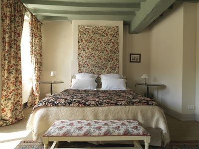 Photo for A haven of peace and charm in Saint-Fargeau, Yonne in Burgundy.