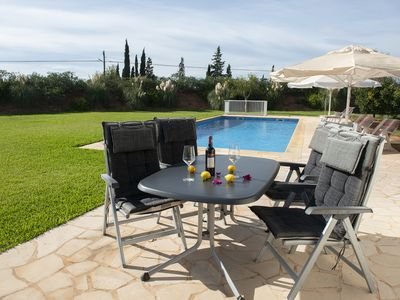 Photo for Romantic finca with pool between Campos and Colonia Sant Jordi in the countryside