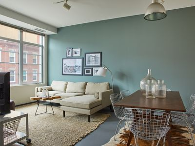 Photo for Industrial 2BR in South End by Sonder