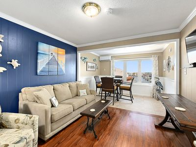 Photo for Beautifully Updated 1 Bedroom Ocean City Condo!