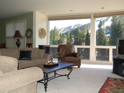 Photo for Spectacular Views! Luxury 3BR/2BA in Base Area Location - Trademark