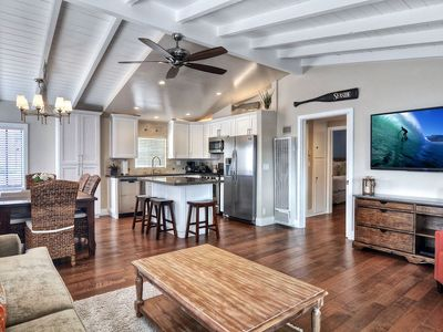 Photo for Popular in CDM - Close to Beach and Village with A/C- Loft & Garage