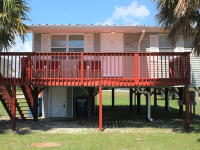 Photo for Pet Friendly - Dragonfly Beach House -  An adorable beach cottage that is close to it all!