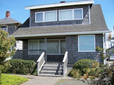 Photo for Oceanfront - Pet friendly - 3 bedroom & 2 bath - Perfect family getaway