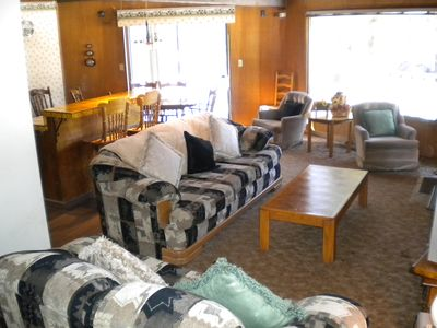 Photo for Cirugu Cozy Secluded Cabin in the Woods steps to the Upper Truckee River