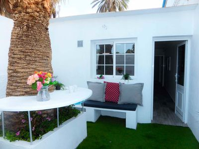 Photo for Modern studio in the center of Corralejo.