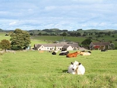 Photo for Lower Damgate Farm Dovedale Peak District HotTub Animal Sanctuary Sleeps 22-30
