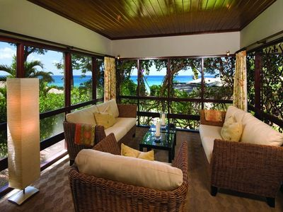 Photo for Exclusiv located holiday house with own beach access and garden