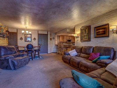 Photo for Ski In Ski Out - Best Location - Giant Steps - Awesome Reviews - Great Amenities