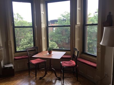 Photo for Gorgeous, Spacious, Well-Lit Duplex In Brooklyn Brownstone