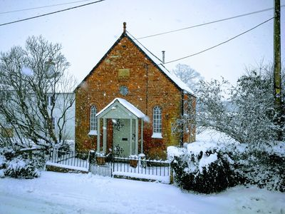 Photo for A beautifully renovated, wonderfully positioned converted Chapel