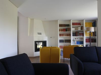 Photo for Lovely House in Lisbon coast For 8 guests