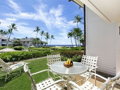 Photo for Poipu Kapili #17: Oceanview Premier Townhome with Air Conditioning
