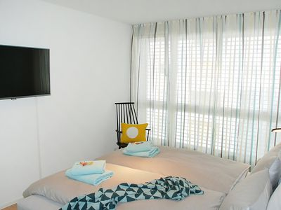 Photo for Apartment in the center of Locarno with Lift, Parking, Internet, Washing machine (502526)