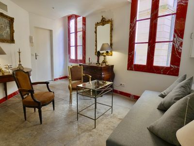 Photo for ATYPICAL APARTMENT IN THE HEART OF MONTPELLIER
