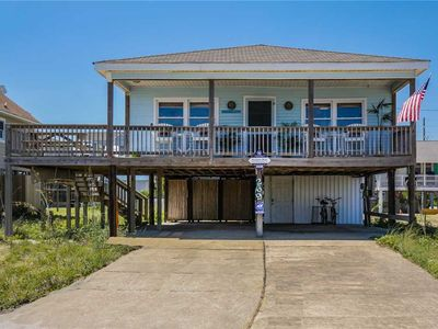 Photo for Hibiscus Hut: 2 BR / 1.5 BA house in North Topsail Beach, Sleeps 7