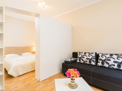 Photo for Picasso Apartment 2 people One Bedroom - Wenceslas Square