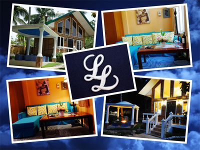 Photo for Lankenua Cottage, with aircon, pool, gym