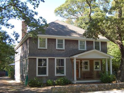 Photo for Vineyard Haven, close to town , perfect for large family