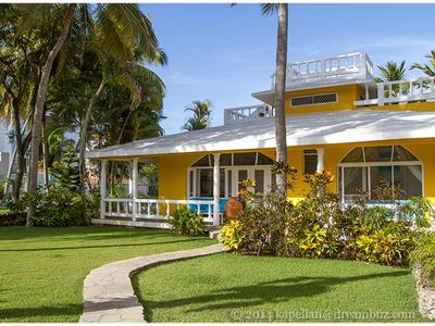 Photo for Private Gated Home (Ocean Side) Short Walk to the Beach!