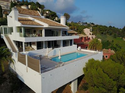 Photo for 4BR Villa Vacation Rental in Altea, Comunidad Valenciana