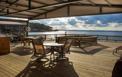 Photo for Belle Vue Lakehome - Majestic Views - Deep Water - Tons of Amenities
