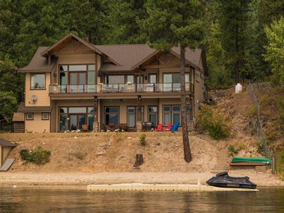 Photo for Private Lake House on Deer Lake