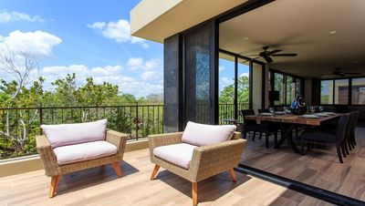 Photo for Luxury PH @ Arthouse / Private terrace w/pool / Amazing jungle views!