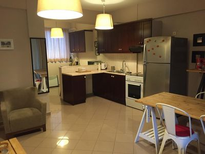 Photo for Sofias' Apartment in Alimos - Two Bedroom Apartment, Sleeps 4