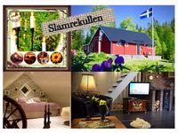 High standards and very clean and neat. Cozy cottage and wonderful nature and hosts.