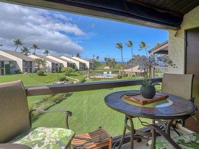 Photo for Hale Kamaole #318 2Bd/2Ba Spacious, Renovated, Partial Ocean View, Sleeps 6