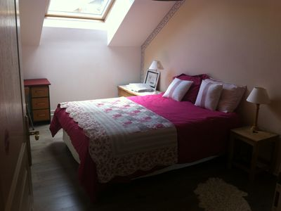 Photo for Charming double room on the Route du Tour 2017