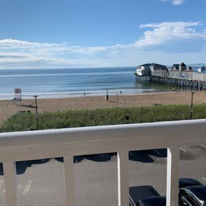 Photo for Luxury Beachfront Condo on Old Orchard Beach