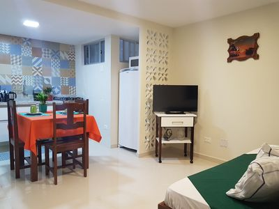 Photo for Apartment between the airport and the beach.