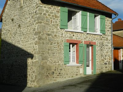 Photo for Charming little house creusoise