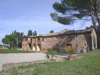 Photo for 12BR House Vacation Rental in Monteroni d'Arbia, Siena