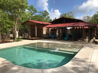 Photo for Private Nature Oasis for up to 10, or rent for two and enjoy serene privacy