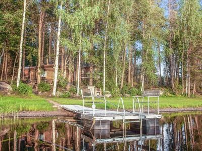 Photo for Vacation home Ukonuuni in Kouvola - 5 persons, 2 bedrooms