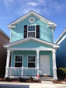 Photo for MRV13S, 2-bedroom cottage, 1 Block to the Beach! Free WIFI, Free Parking
