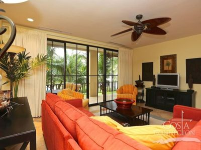 Photo for Large 1 BR, 2nd floor condo with BBQ at Pacifico!!